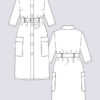 Patron Robe Lempi - Named Clothing