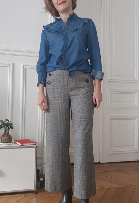 Patron Pantalon Atomic - Dress Your Body