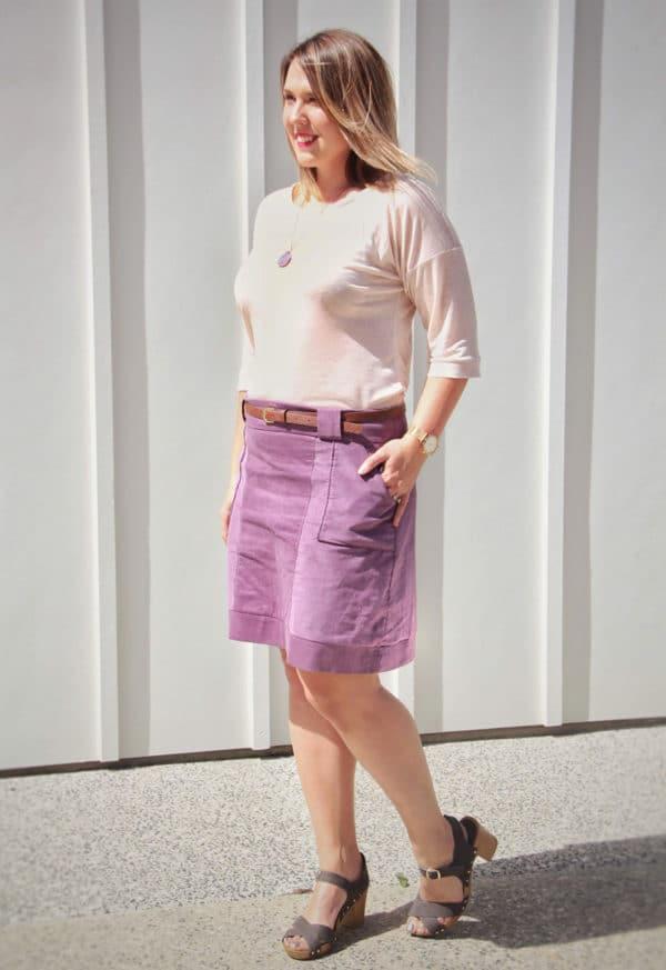 Patron Jupe Stella - Sew to Grow