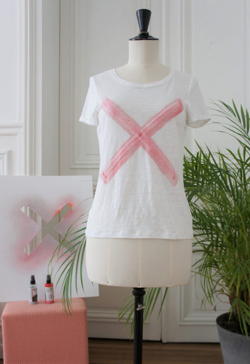 Patron T-shirt X Offender - Dress Your Body