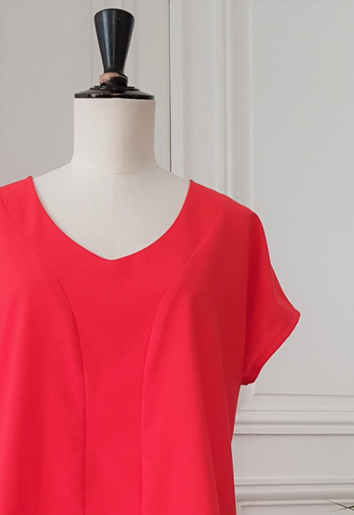 Patron Blouse Stay Pretty - Dress Your Body