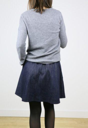Patron de couture Jupe Bonjour - Atelier Scammit