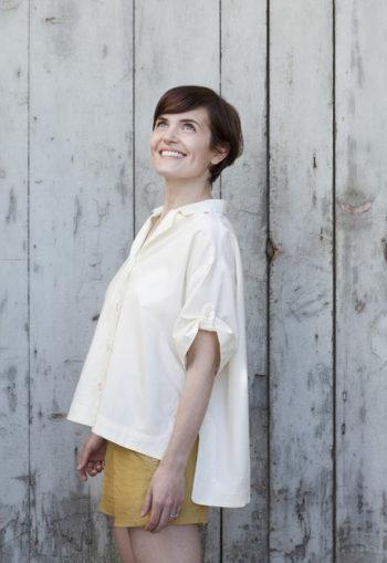Patron couture Chemise Vera - Pauline Alice