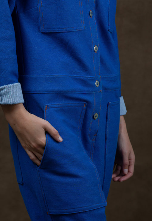 Patron Combinaison Jean-Paul - Ready To Sew