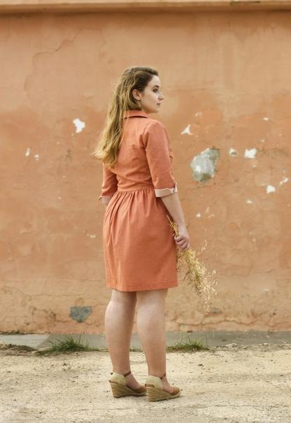 Patron de couture Robe Cami - Pauline Alice