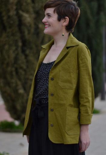 Patron couture Veste Trello - Pauline Alice