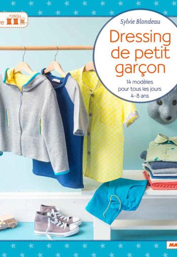 Livre couture Dressing de petit garçon