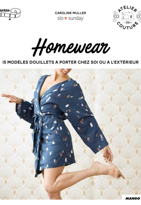 Livre couture Homewear