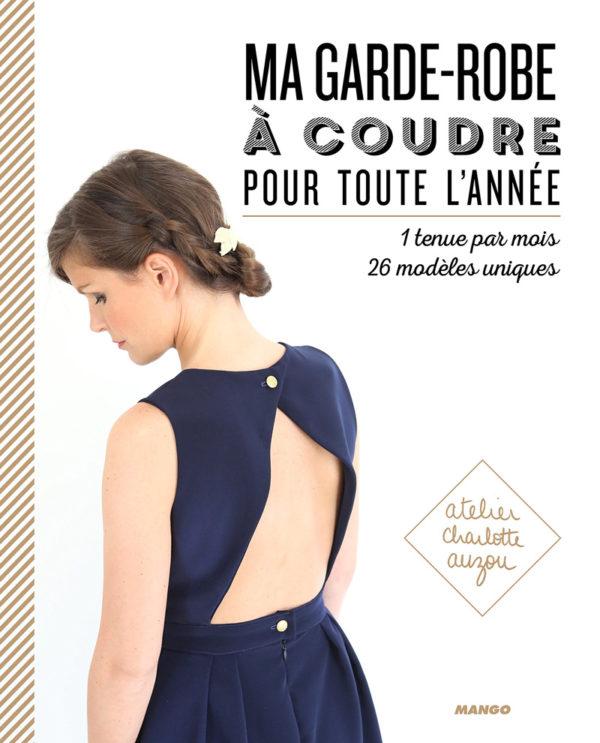 Livre couture Ma garde-robe à coudre pour toute l'année