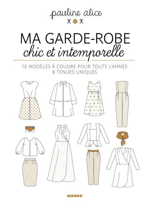 Livre couture Ma garde-robe chic et intemporelle