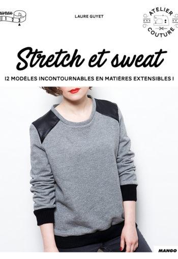 Livre couture Stretch et Sweat