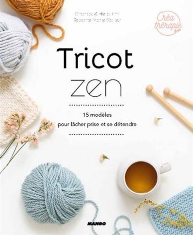 Livre tricot Tricot Zen