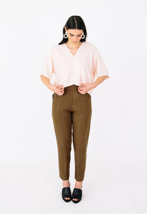Patron couture Pantalon Palisade - Papercut Patterns