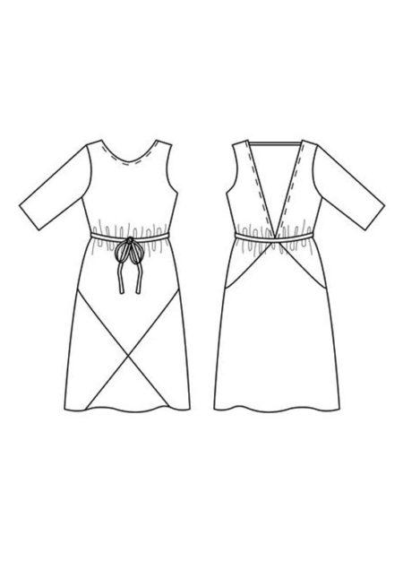 Robe Ravine - Papercut Patterns