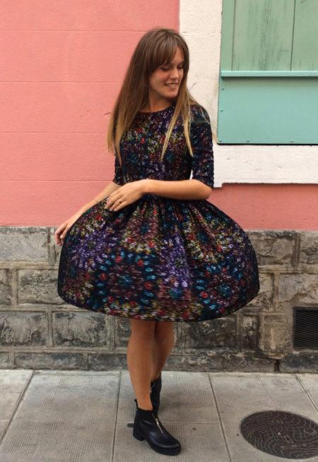 Patron couture Robe Andolla - Opian