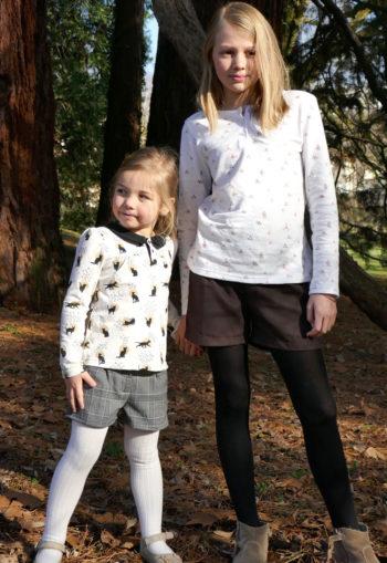 Patron couture Short Jeam - Petits d'Om