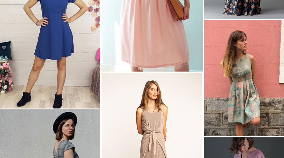 top 12 des patrons de robes
