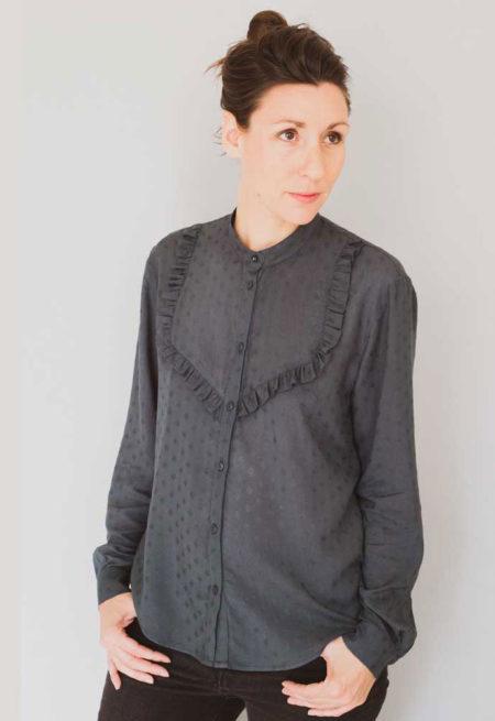 Patron couture Chemise Eddy - Mimoi