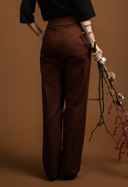 Patron Pantalon Acacia - Orageuse