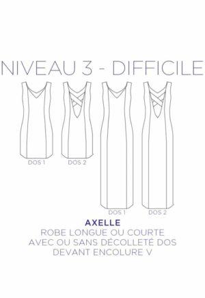 Robe Axelle - C'est Moi le Patron