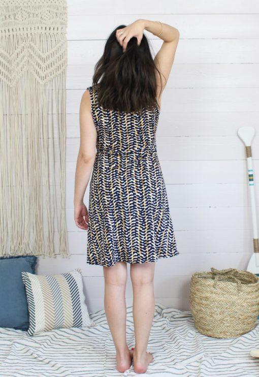 Patron couture Robe/top Oceane - Mouna Sew