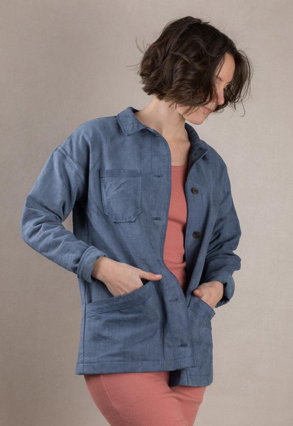 Patron Veste Julien - Ready To Sew