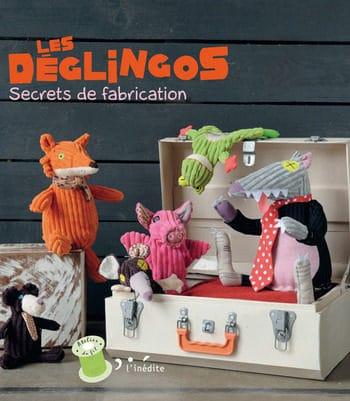 Livre les Déglingos - secret de fabrication