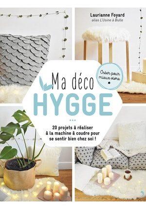 Livre couture Ma déco Hygge