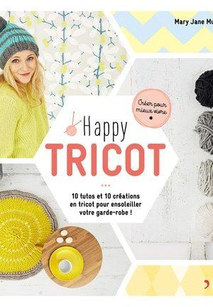 Livre Happy Tricot