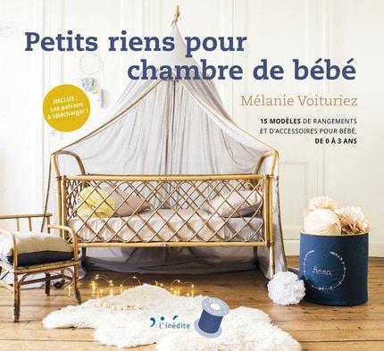 Livre Petits riens pour chambre de bébé