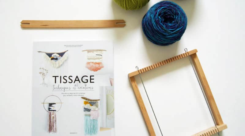 Tissage – Techniques et créations