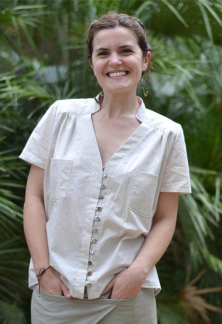 Patron Chemisier Reina - Pauline Alice