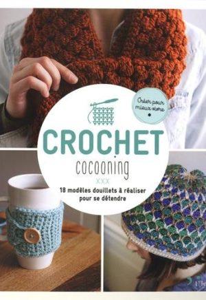 Livre Crochet Cocooning