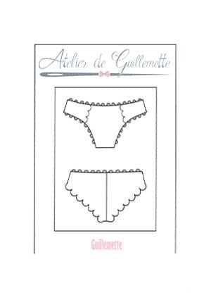 Patron Culotte Guillemette - Atelier Guillemette