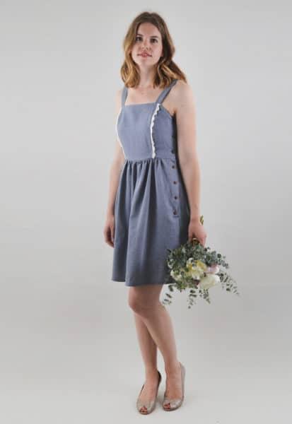 Patron couture Robe Alesia - Cosy Little World