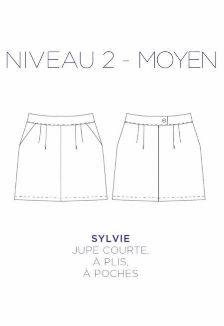 Patron Jupe Sylvie - C'est Moi le Patron