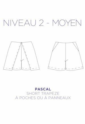 Patron Short Pascal - C'est Moi le Patron