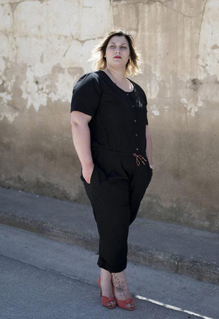 Patron couture Combinaison Anissa - Chez Machine
