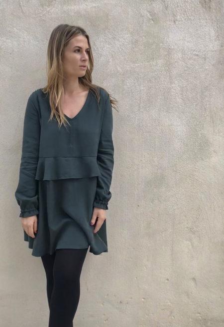 Patron couture Robe Maya - Chez Machine