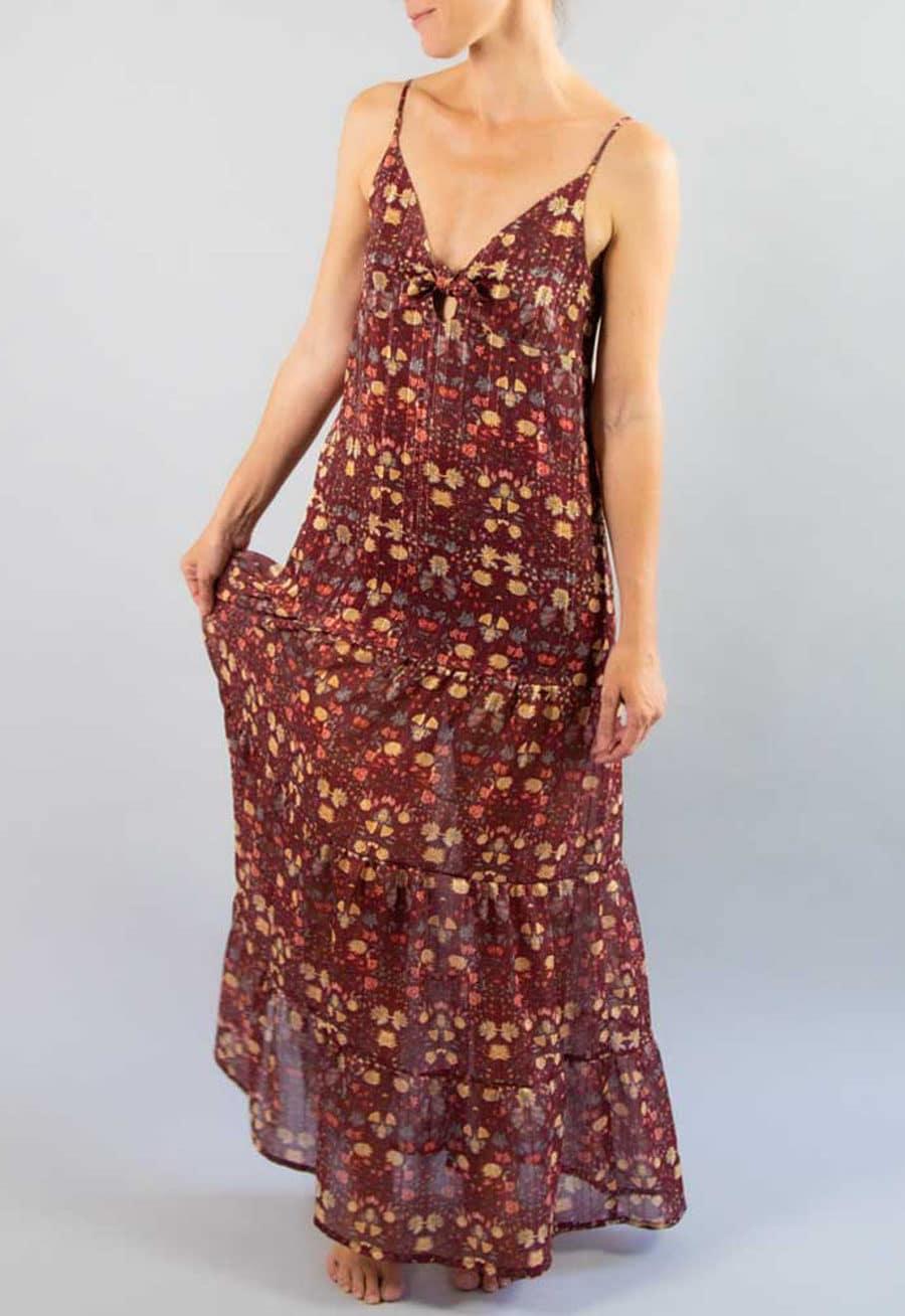 Patron de couture Robe / top Elegy - Mimoi