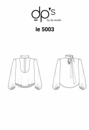 Chemisier 5003 - DP Studio