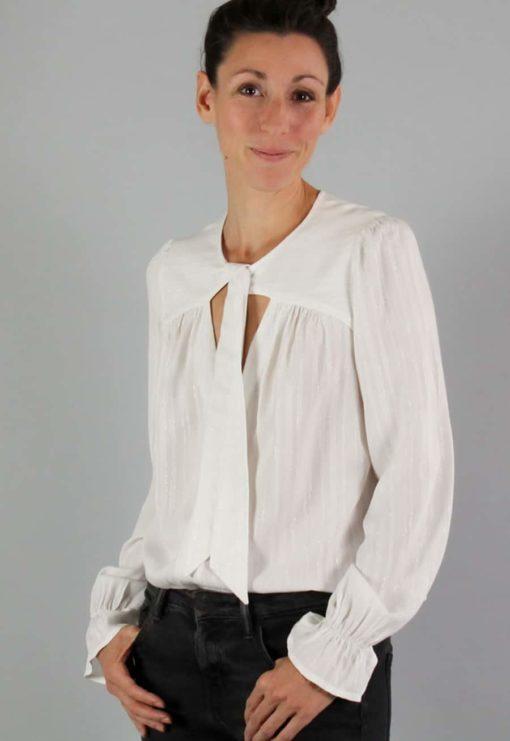 Patron couture Blouse Wishing Girl - Mimoi