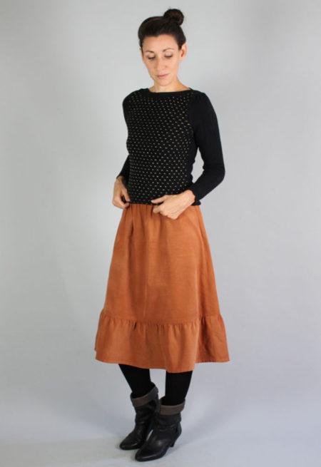 Patron couture Jupe Wishing Girl - Mimoi
