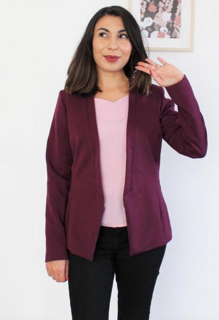 Patron Veste Monica - MounaSew
