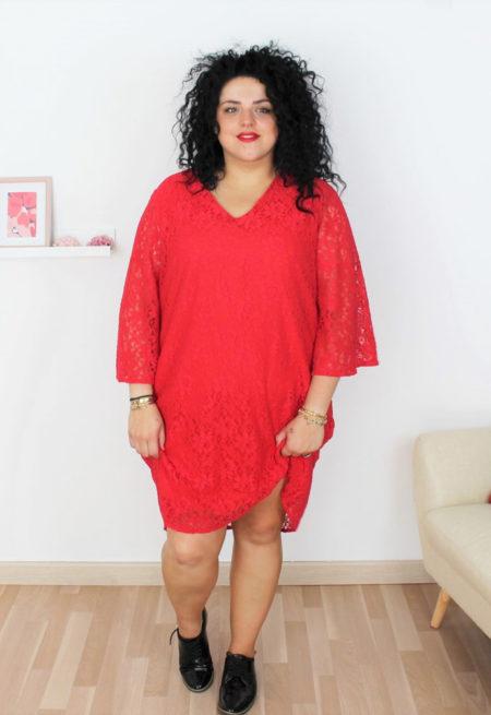 Patron Robe Graziella - MounaSew