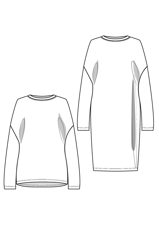 Patron Robe / Sweat Alex - Lenaline