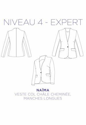 Veste Naima - C'est Moi Le Patron