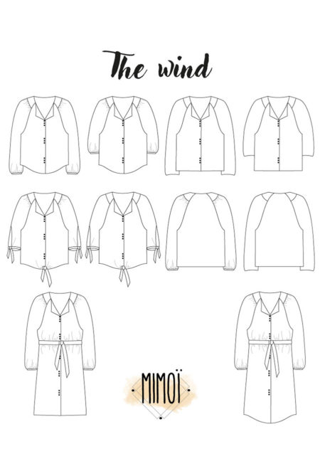 Blouse / robe The Wind - Mimoi