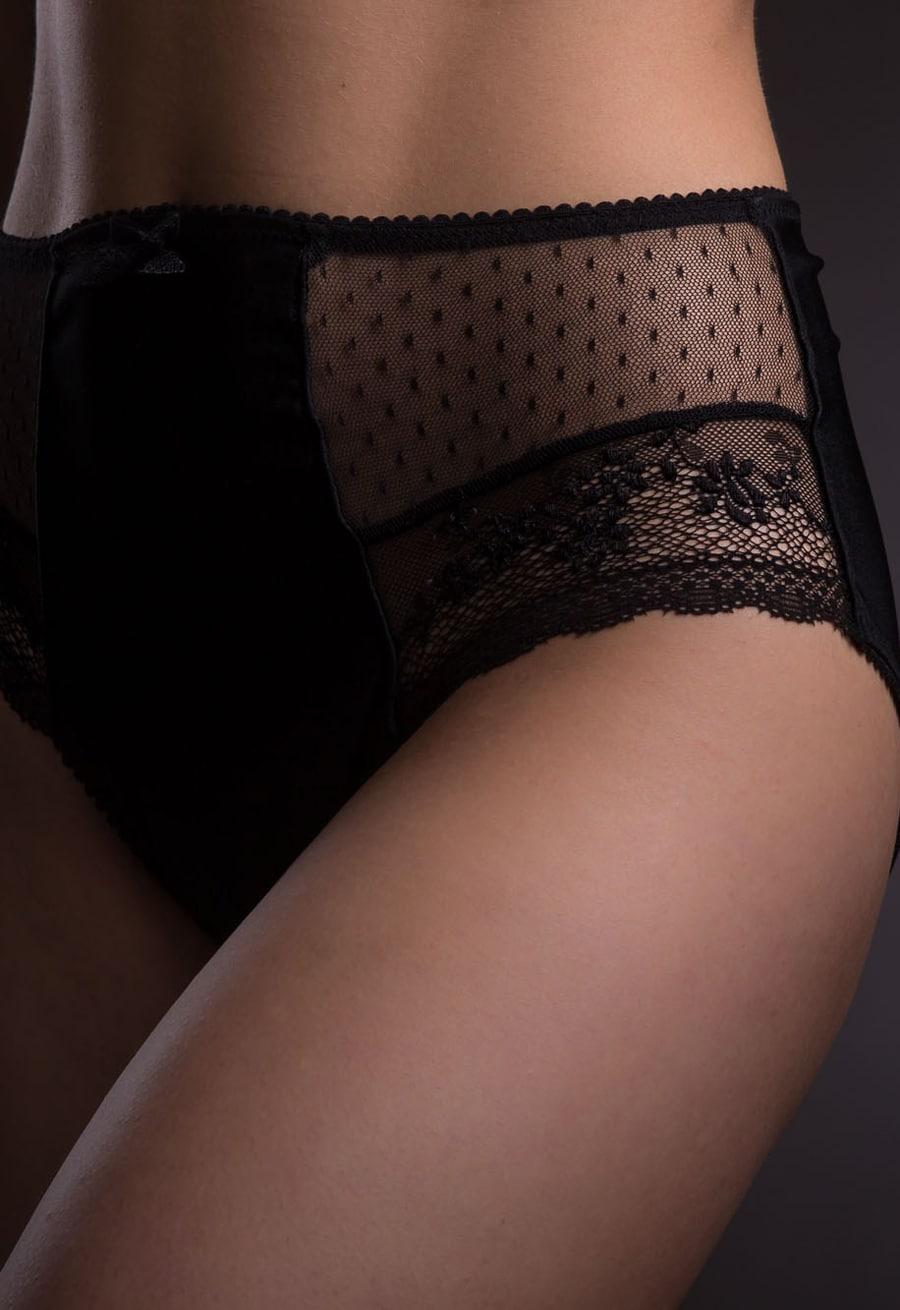 Culotte haute Caresse - Etoffe Malicieuse