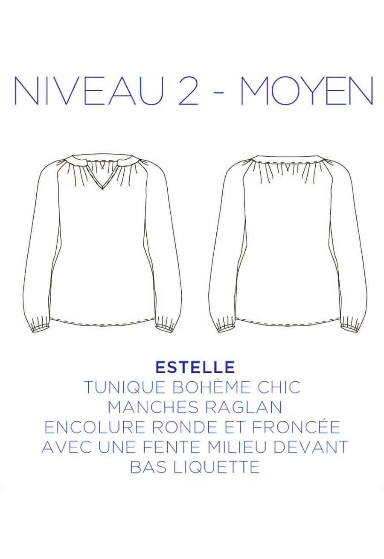 Tunique Estelle - C'est Moi Le Patron